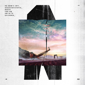 65daysofstatic- No man's sky: Music for an infinite universe