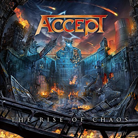 Accept- The rise of chaos