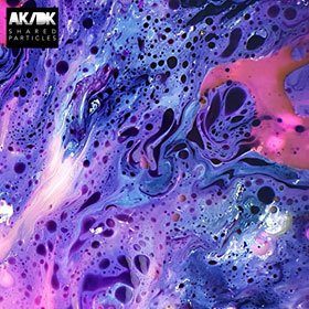 AK/DK- Shared particles