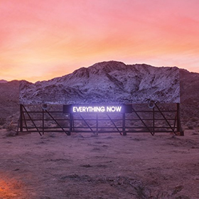Arcade Fire- Everything now
