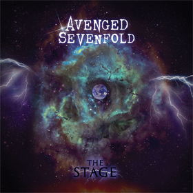 Avenged Sevenfold- The stage