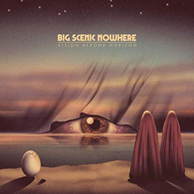 Big Scenic Nowhere- Vision beyond horizon