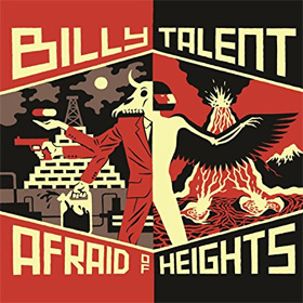 Billy Talent- Afraid of heights