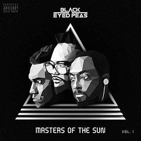 Black Eyed Peas- Masters of the sun – Vol. 1