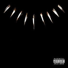 Soundtrack- Black Panther: The album (Music from and inspired by)