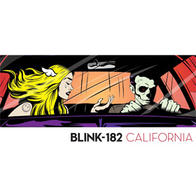 Blink 182- California