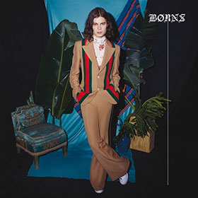 Børns- Blue Madonna