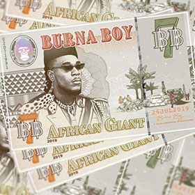 Burna Boy- African giant