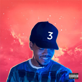 Chance The Rapper- Coloring book