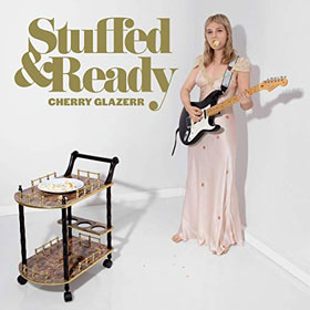 Cherry Glazerr- Stuffed & ready