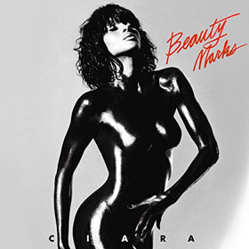 Ciara- Beauty marks
