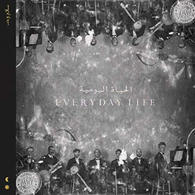 Coldplay- Everyday life