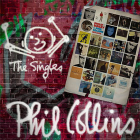 Phil Collins- The singles