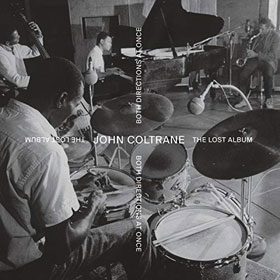 John Coltrane- Both directions at once: The lost album (Deluxe edition)