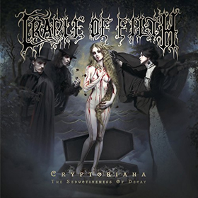 Cradle Of Filth - Cryptoriana – the seductiveness of decay