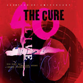 The Cure - 40 live: Curætion-25 + Anniversary