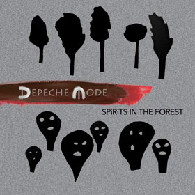 Depeche Mode- Spirits in the forest