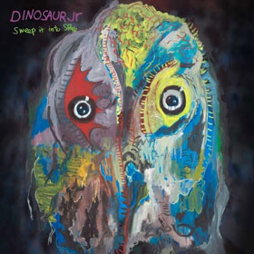 Dinosaur Jr.- Sweep it into space