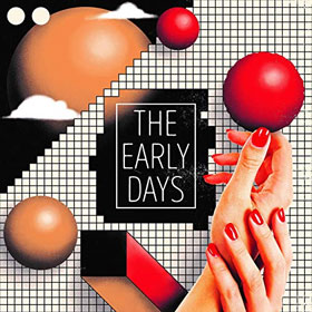 Various Artists- The early days Vol. II – Post-Punk, New Wave, Brit Pop & beyond (1980-2010)