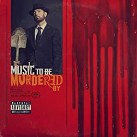 Eminem- Music to be murdered by