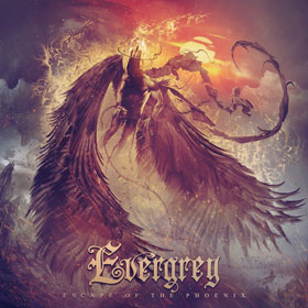 Evergrey- Escape of the phoenix