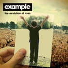Example- The evolution of man