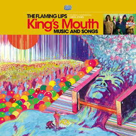 The Flaming Lips - King's mouth