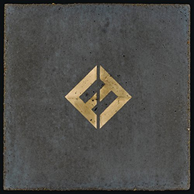 Foo Fighters- Concrete and gold