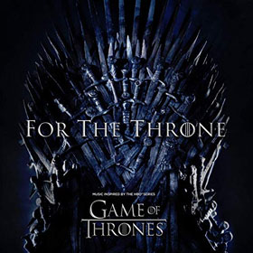 Various Artists- For the throne (Music inspired by the HBO series Game of thrones)