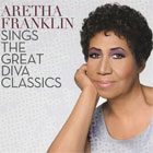Aretha Franklin- Aretha Franklin sings the great diva classics