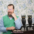 John Grant- Grey tickles, black pressure