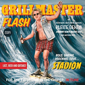 Grillmaster Flash- Stadion