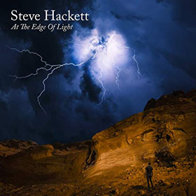 Steve Hackett- At the edge of light