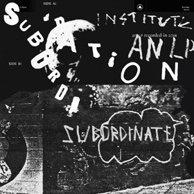 Institute- Subordination