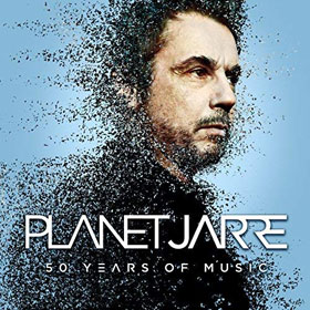 Jean-Michel Jarre- Planet Jarre - 50 years of music