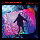 Junior Boys- Big black coat