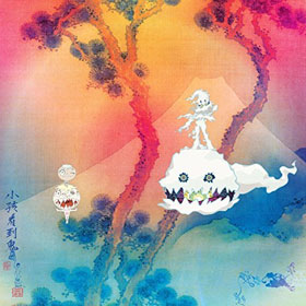 Kids See Ghosts- Kids See Ghosts