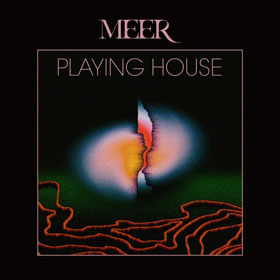 Meer- Playing house