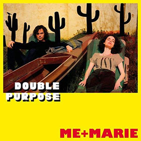 Me + Marie- Double purpose