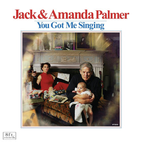 Jack & Amanda Palmer- You got me singing