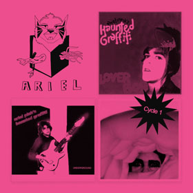 Ariel Pink - Ariel archives – Cycle 1