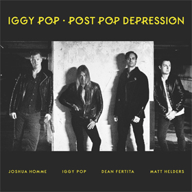 Iggy Pop- Post pop depression