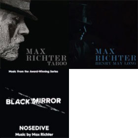 Max Richter- Taboo / Henry May Long / Black mirror: Nosedive