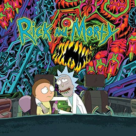 Soundtrack- Rick and Morty