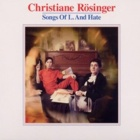 Christiane Rösinger- Songs of l. and hate