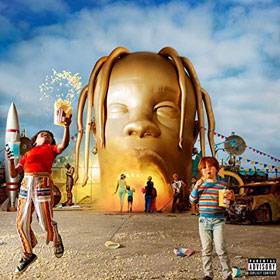 Travis Scott- Astroworld