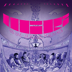 Shabazz Palaces- Quazarz: Born on a gangster star