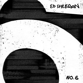 Ed Sheeran - No. 6 collaborations project