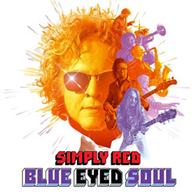 Simply Red- Blue eyed soul
