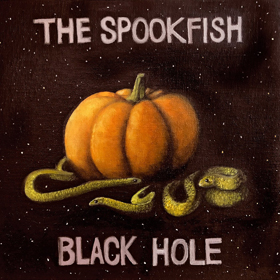 The Spookfish- Black hole